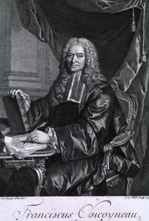 Francois-Chicoynea
